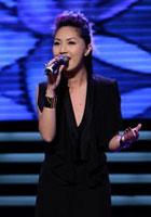 Miriam Yeung sings