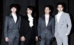 Super Junior-M组合写真