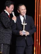 优秀境外华裔导演奖陈德森(《十月围城》)