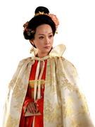 蒋林静饰王皇后