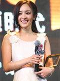 年度微博最具影响力电视剧女演员:杨幂