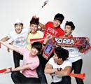 2PM应援世界杯
