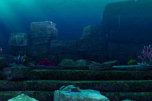 似海底宫殿