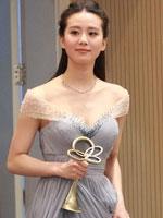 刘诗诗凭《步步惊心》获票选最具人气女演员奖