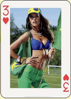 巴西宝贝亚历山大-安布罗休人称巴西第一足球宝贝