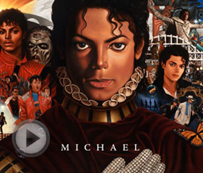 Michael Ft.Akon Jackson《Hold My Hand》MV