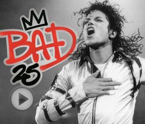 MJ《BAD》25周年再版宣传片