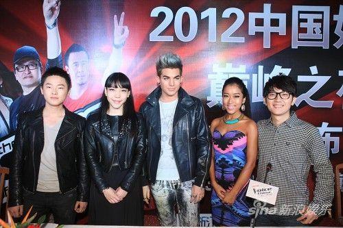 中国好声音成员