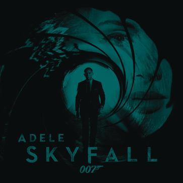 Adele新单《Skyfall》(2012-10-05发行)