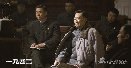 李雪健饰演的河南省主席李培基