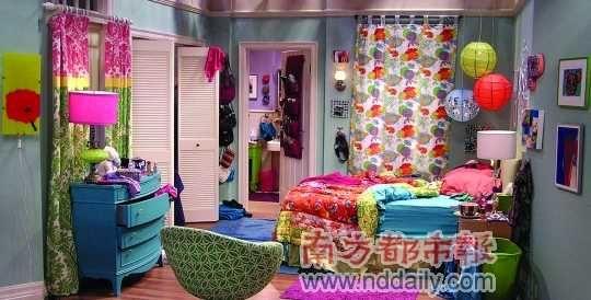 Penny的卧室