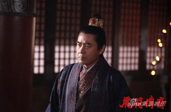 《虎符传奇》陈宝国饰演安国君