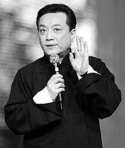 著名相声演员王平突发心脏病去世