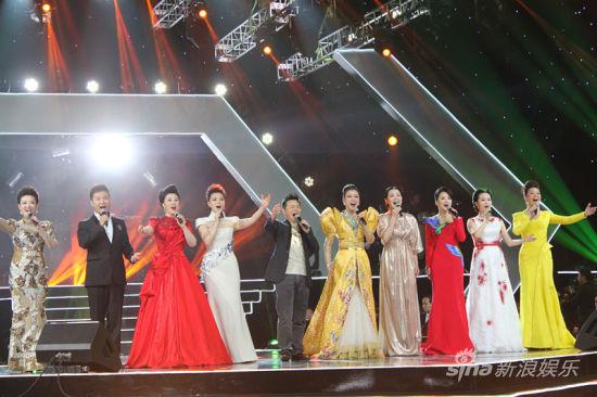 陈思思领衔央视演唱会 献唱 中国梦图片