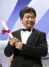 日本电影《如父如子》获评委会大奖