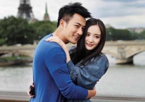 第二对:杨幂刘恺威