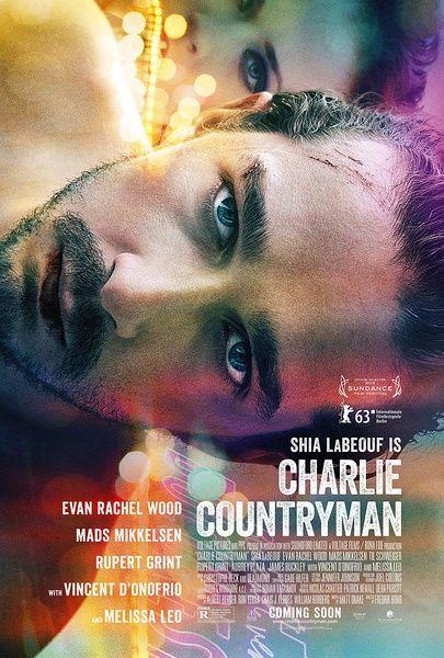 《查理必死》海报