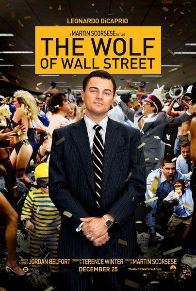 《华尔街之狼》(图)