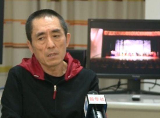 张艺谋近日接受新华社记者采访,确认超生属实。