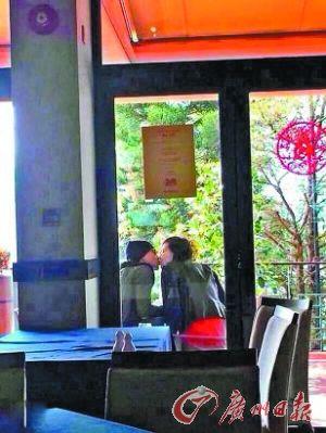 黄宗泽杨峥两人被拍到亲密互动