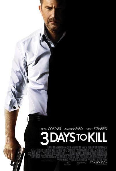 海报《三日杀戮》