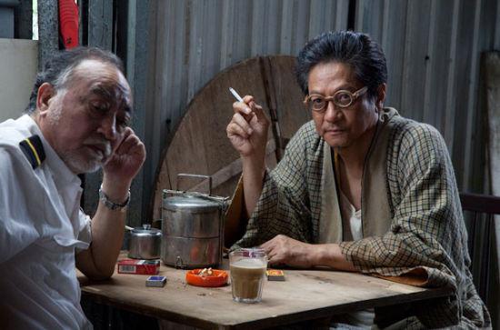 《僵尸》中陈友饰演的抓鬼道士阿友,坦承在现下并无太多用武之地