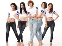Super Girls作品欣赏