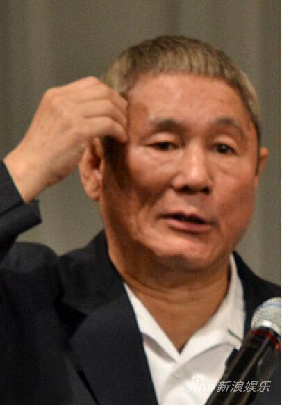 导演北野武被曝与49岁情人同居或将离婚