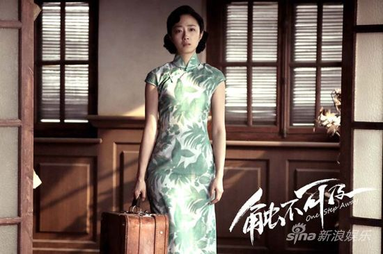 桂綸鎂演繹不一樣的旗袍女郎