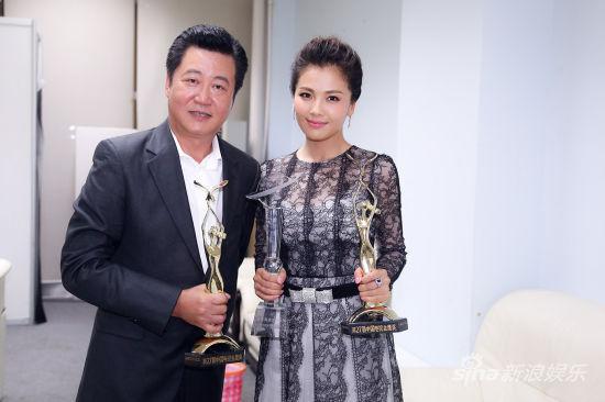 刘涛和赵宝刚导演《老有所依》成大赢家