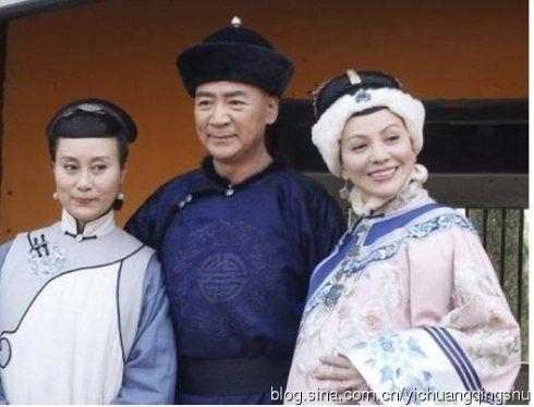 傅文佩、陆振华、雪姨曾聚首《宫锁连城》