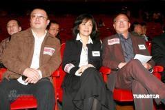 组图:香港国际电影节颁奖礼杜琪峰不放弃武打