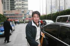 组图:亲友抵达王志文婚宴会场曾志伟到场祝贺