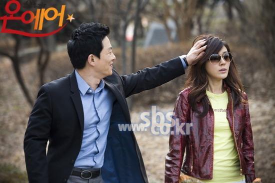 韩剧一周收视综述《OnAir》感情线索渐明朗