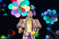 林志颖14年后开唱跳辣舞谈父亲潸然落泪(组图)