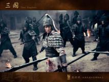 《三国》剧照震撼曝光长坂坡篇悲怆上演(组图)