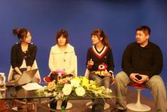 《苏菲日记》展示Y一代主创揭秘幕后花絮(图)