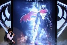 实录:周杰伦精彩亮相熊猫超人熊猫侠形象曝光