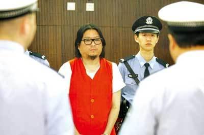 高曉松成為第一個在法院被吊銷執照的被告人。