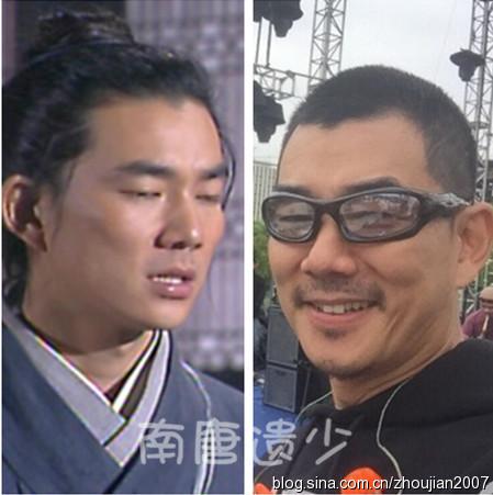 """任贤齐—2000台湾中视版《笑傲江湖》饰""""令狐冲"""""""