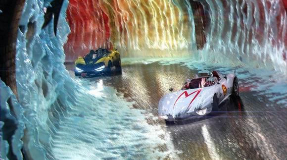 资料图片:影片《极速赛车》第二批剧照(31)