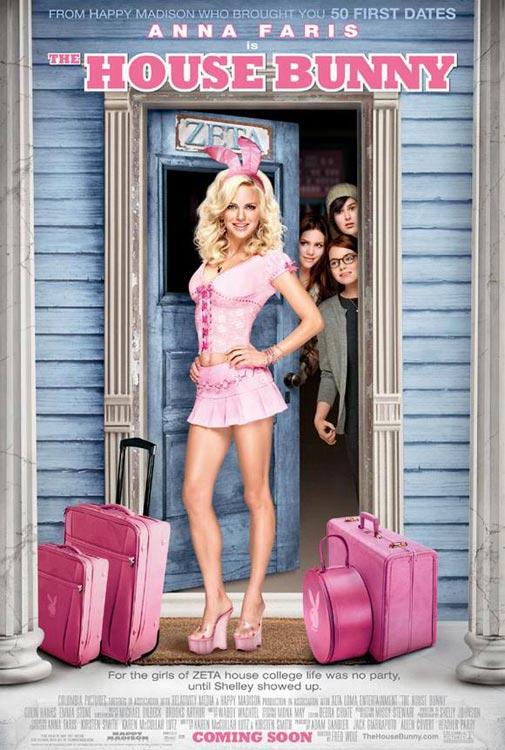 08最新喜剧大片《校园兔女郎》DVD中英双字幕迅雷下载