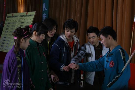 资料图片:《武术之少年行》剧照(28)