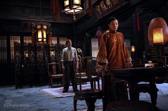 资料图片:《中国往事》第二批剧照(36)