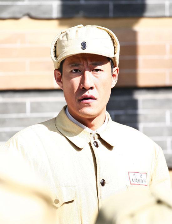 资料图片:电视剧《东方红》第二批剧照(34)