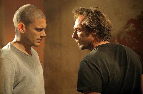 资料图片:《越狱》第四季精彩图片(4)