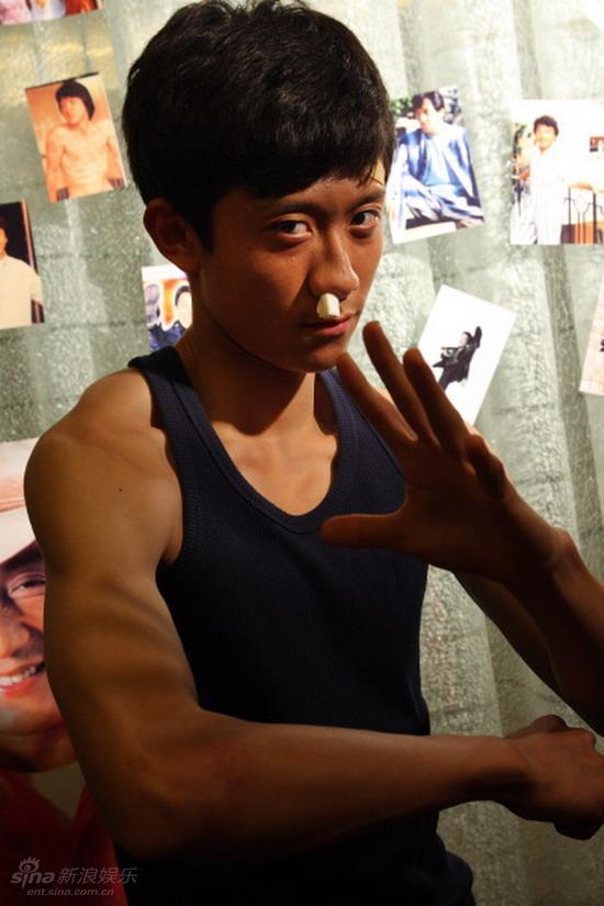 资料图片:电影《寻找成龙》剧照