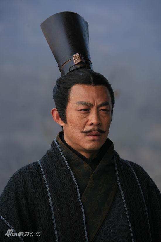 资料图片:电视剧《大秦帝国》精彩剧照(16)