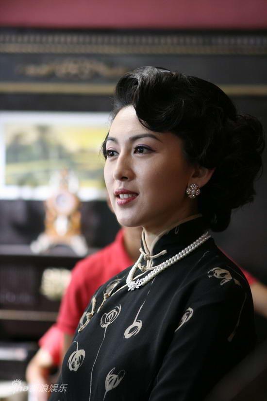 资料图片:电视剧《上海迷案-1937》剧照(41)
