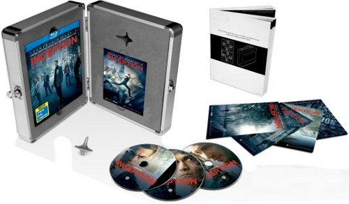 《盗梦空间》DVD和蓝光影碟12月发行(图)